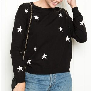 Brandy Melville Star sweater